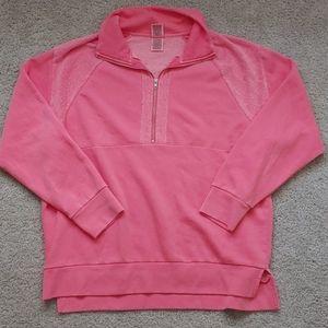 Nwot half zip pullover!